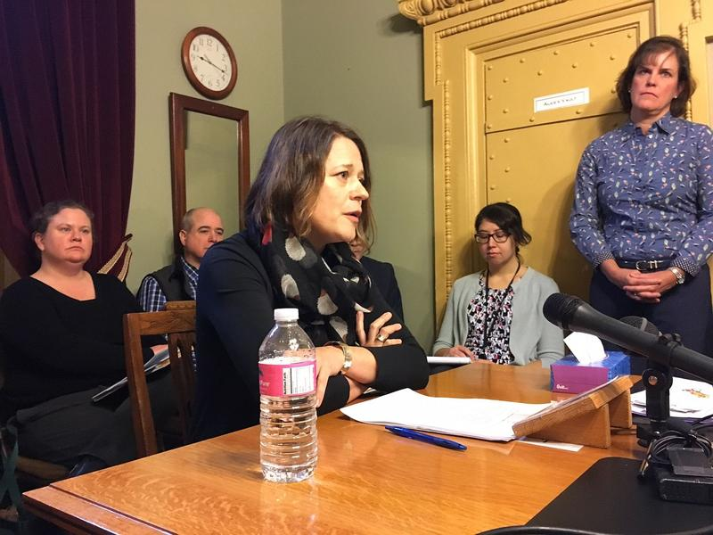Sarah Evans, who formerly managed a safe injection site in Vancouver, told lawmakers that the facilities are associated with a reduction in overdoses, and an increase in addicts seeking treatment.