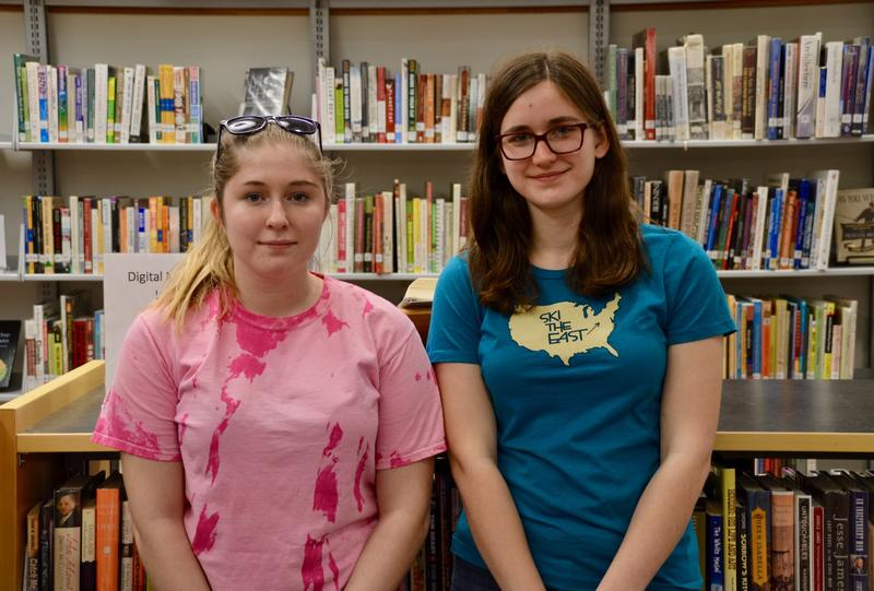 "Abby Hawkins and Victoria Quint, both 18-year-old seniors at Rutland High School are organizing a ""March for Our Lives"" in downtown Rutland on March 24 to coincide with a national march that day in Washington DC."