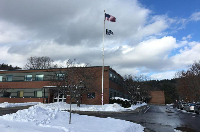 Montpelier High School's raising of a 'Black Lives Matter' flag has met with strong reactions across the country.