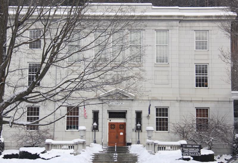 Vermont Supreme Court in Montpelier.