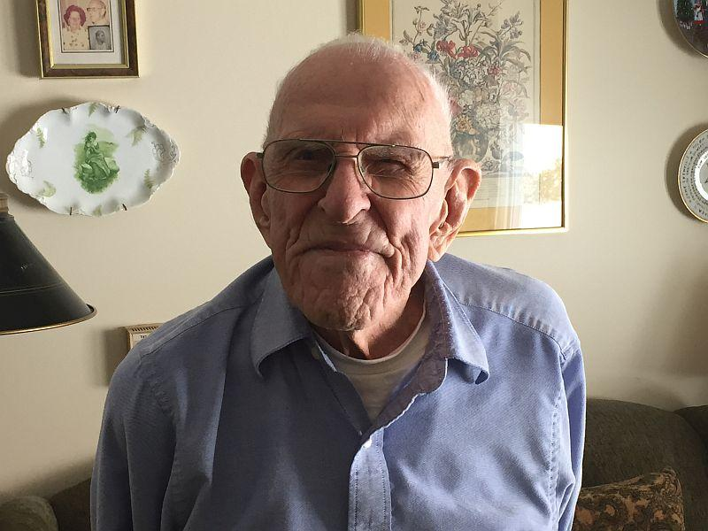 At 106 years old, Warren Patrick credits staying physically busy and making the right choices for his long, happy life.