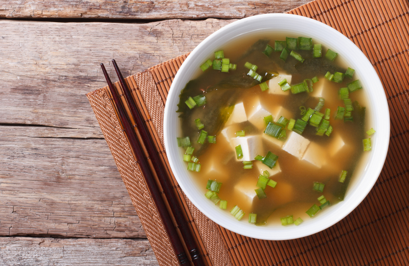 Miso, a grain or bean paste found in the famous Japanese soup, can be used in much more than just broth.