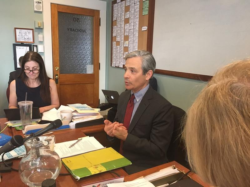 Former Windsor County State's Attorney Robert Sand told lawmakers this week that the advent of marijauna legalization in Vermont should compel lawmakers to revisit the expungement process for misdemeanor cannabis convictions.