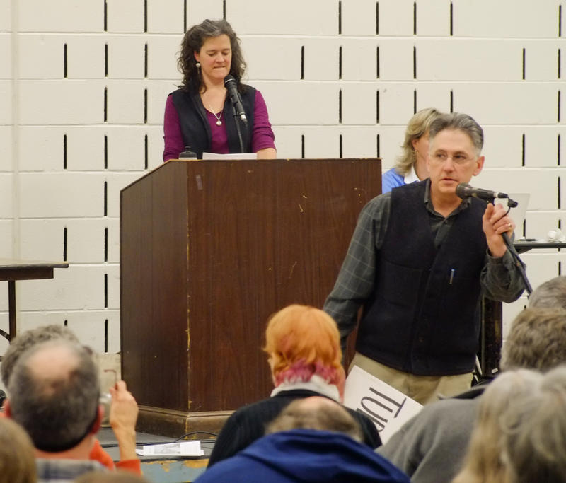 Middlesex Town Moderator Susan Clark has noticed renewed appreciation for the civility of Vermont's local democratic traditions.