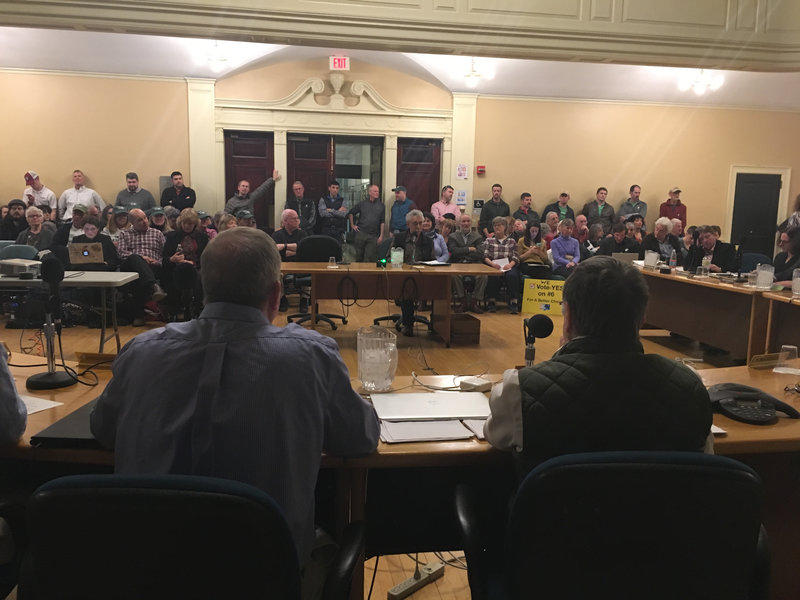 The Burlington City Council passed a resolution Monday night that asked the U.S. Air Force to cancel the basing of the F-35 at the Burlington International Airport and instead send a quieter plane.