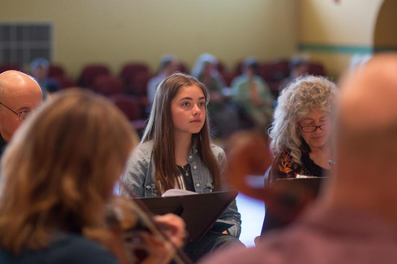 6th grader Isabelle Greenewalt is from Putney, Vermont, and is VPR Classical's featured Student Composer.