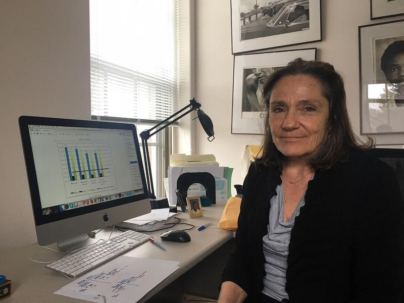 UVM Professor of Economics Stephanie Seguino says traffic-stop data from 2015 show significant disparities in the way police treat black and Hispanic drivers.