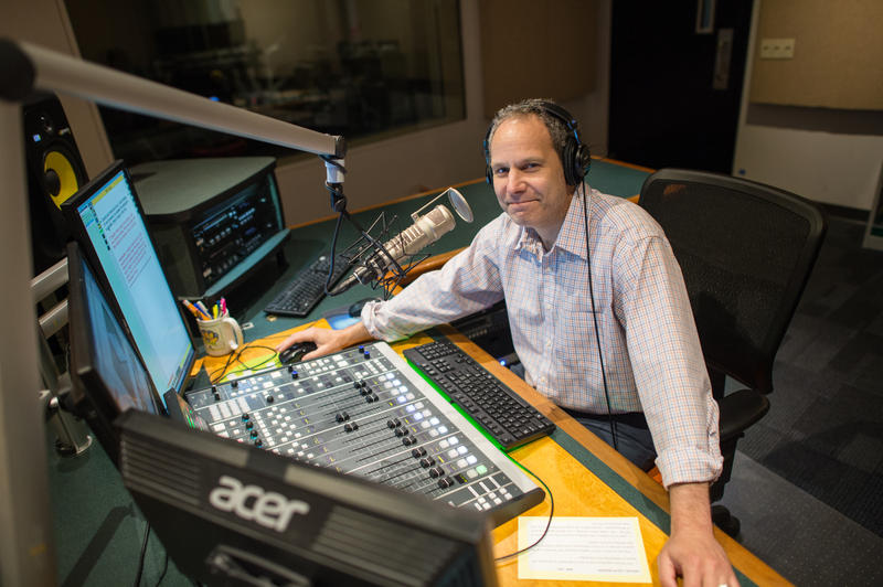Morning Edition Host Mitch Wertlieb will be away from the mic for several weeks this spring.