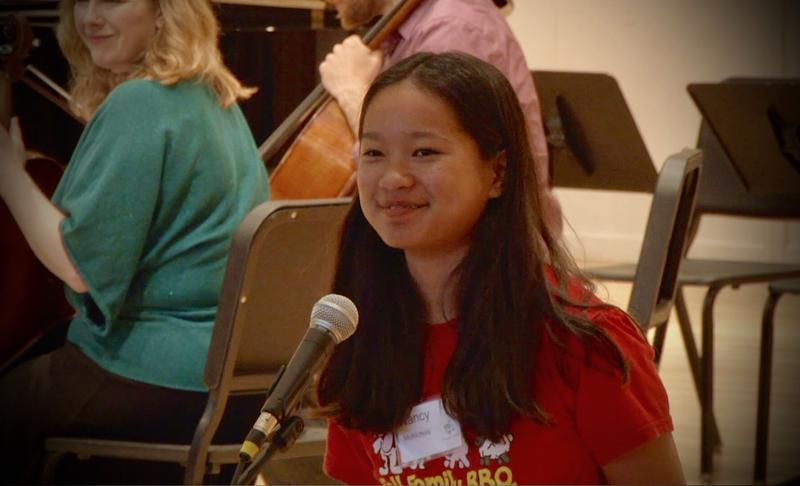 Nancy McNichols is an 8th grader at Edmunds Middle School in Burlington.