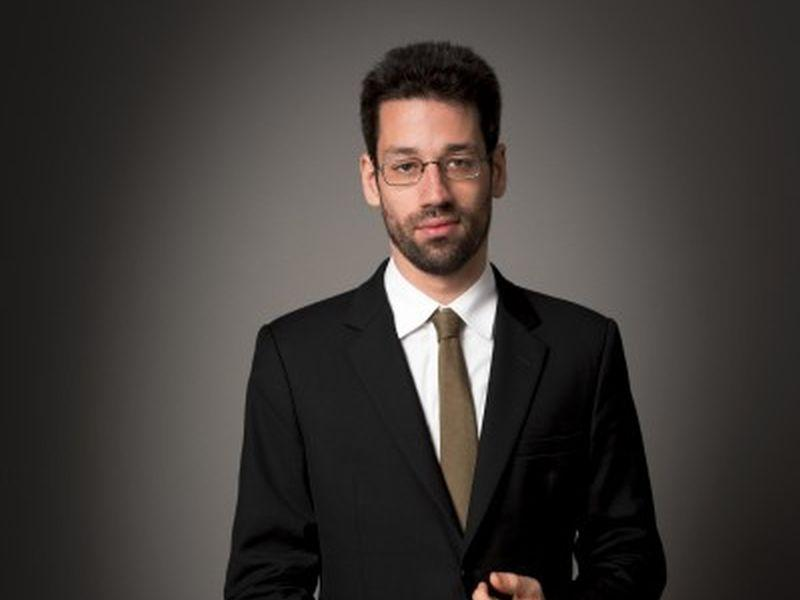 Pianist Jonathan Biss plays Beethoven with the VSO.
