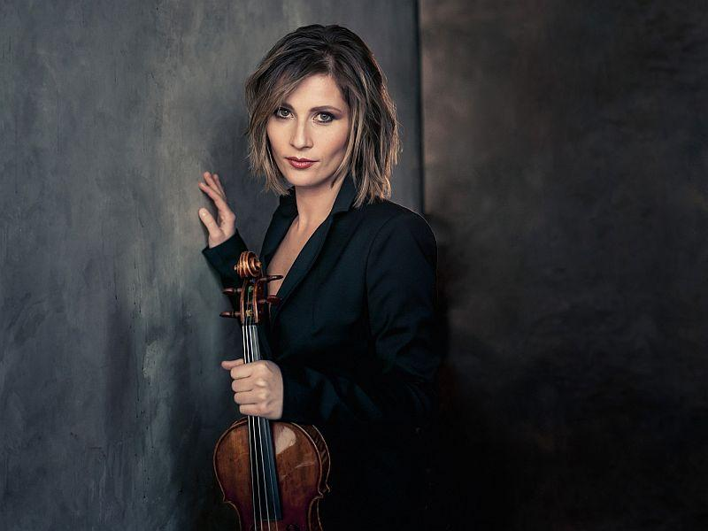 Lisa Batiashvili plays Tchaikovsky's Violin Concerto with the Royal Concertgebouw Orchestra this week.