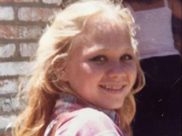 A family photo of Suzanne Bombardier, the 14-year-old victim of a 1980 cold case murder.