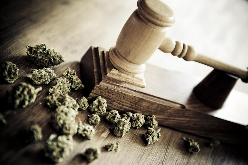 State's attorneys in Windsor and Chittenden County are working with Vermont Law School's Center For Justice Reform on efforts to expunge misdemeanor marijuana offenses from the criminal records of Vermonters.