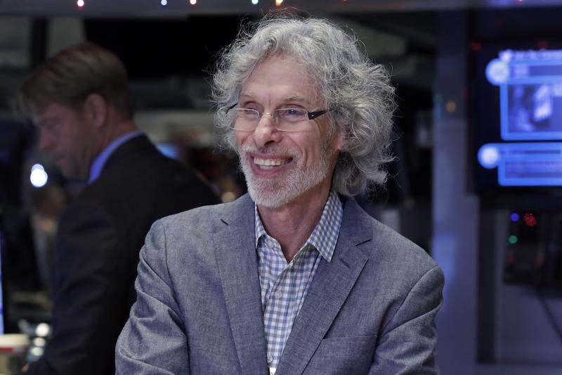 Bob Mankoff, former cartoon editor for The New Yorker, seen here in 2015.