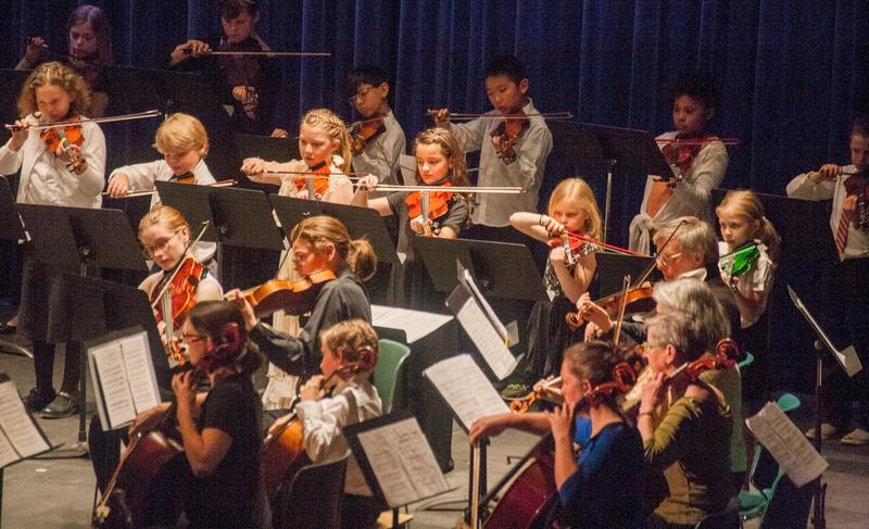 EPIC Music is a partnership between the NEK Orchestra, Catamount Arts, the St. Johnsbury School, and the Northeast Kingdom Classical Music Series, based on a Venezuelan program called El Sistema.
