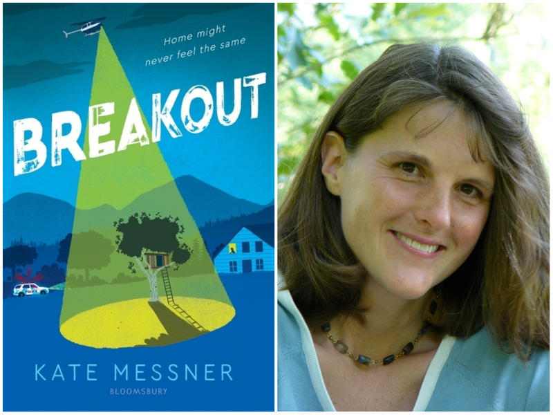 """Breakout,"" the new novel by author Kate Messner, captures a community's response - and questions - following the escape of two inmates from a nearby maximum security prison."