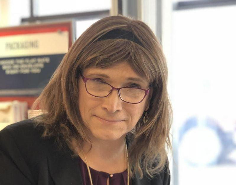 Christine Hallquist is running for the Democratic nomination for governor.