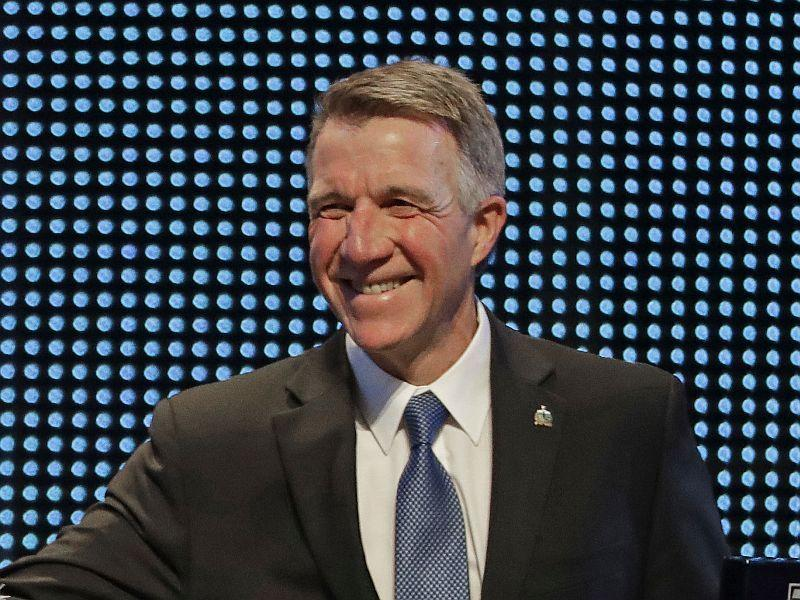 Gov. Phil Scott is up for re-election this year, facing opposition in the GOP primary. He joins