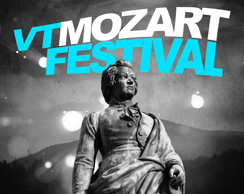 Over the next few weeks the Vermont Mozart Festival will perform concerts at several northern Vermont venues including Shelburne Farms, the Charlotte Town Beach, Burlington Country Club and Trapp Family Lodge.