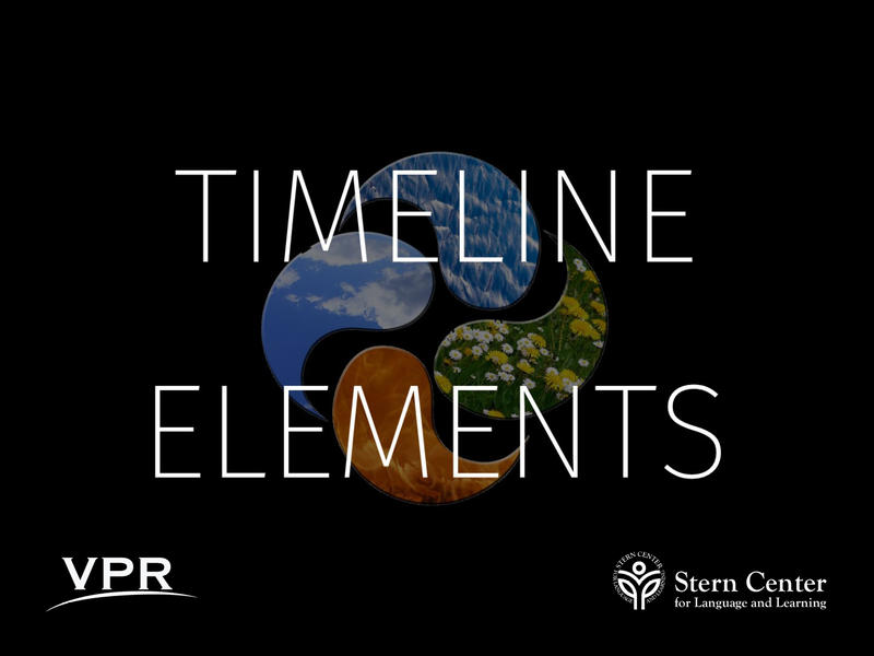 Join us on Tuesday, July 24 at 7 p.m. to explore highlights, insights from James Stewart's new podcast series, 'Timeline: Elements'.