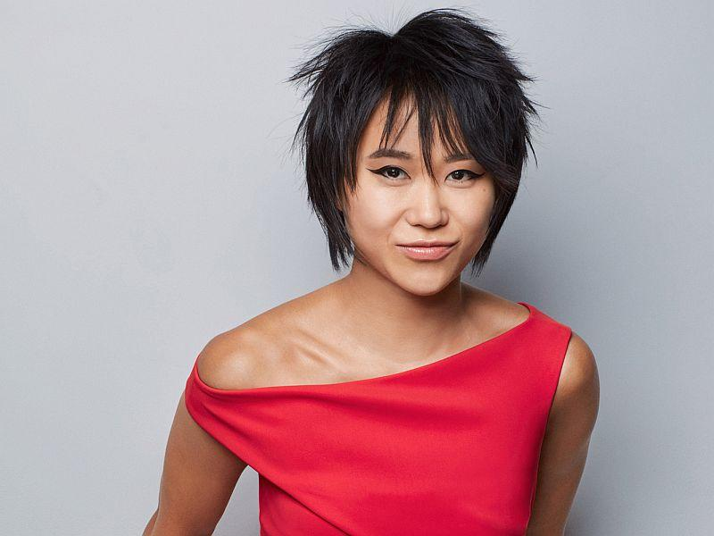 Pianist Yuja Wang plays Ravel and Gershwin with the BSO this week.