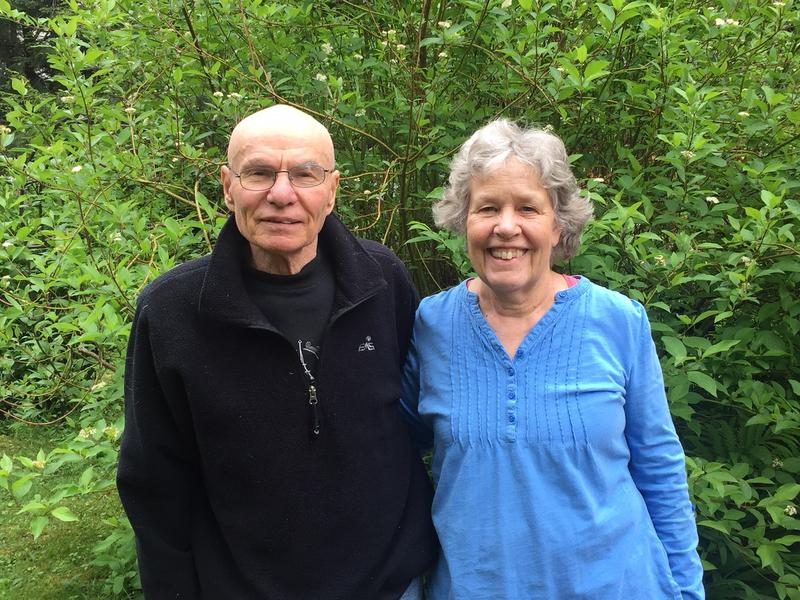 Henry and wife Joanna Weinstock shared their story with VPR's Ric Cengeri.