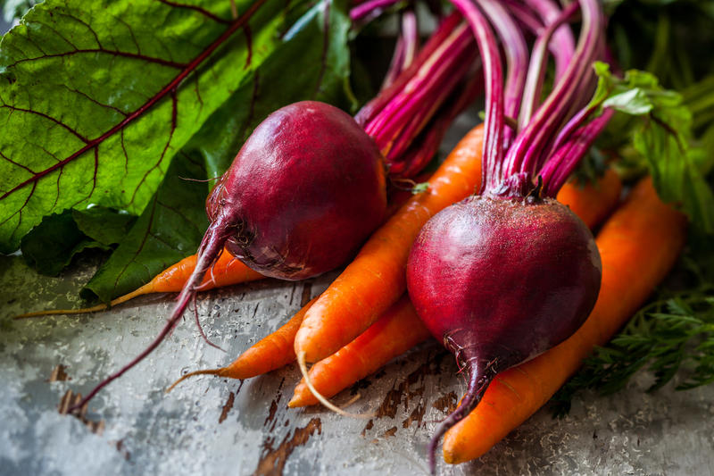 Now is a good time to plant carrots in your garden that you can enjoy right into winter.