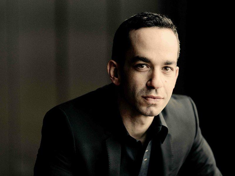 Pianist Inon Barnatan plays Gershwin at the Proms this week.