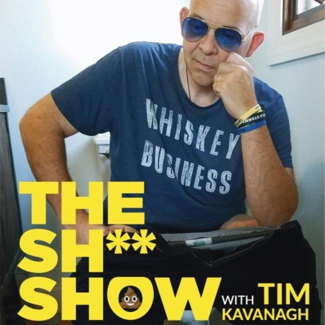 Tim Kavanagh turned his rectal cancer diagnosis into a one man comedy show.