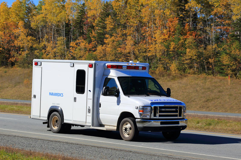 Vermont's small-town ambulance departments, many run by volunteers, face increasing demands on time and resources. Some have even had to close their doors, including two departments in the Northeast Kingdom in the last year.