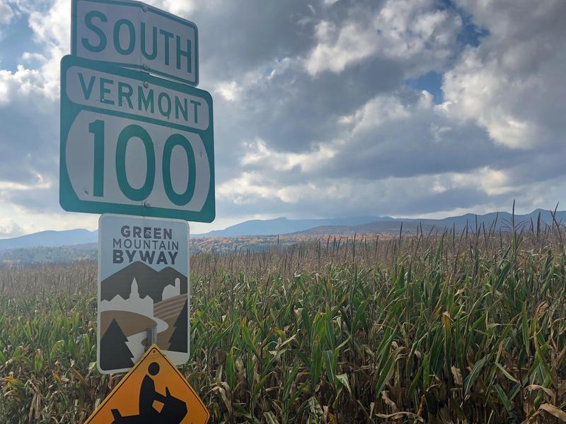The Green Mountain Byway, as established a decade ago, ran from Route 2 in Waterbury Village and up Route 100 through Stowe. Now the byway has been extended to include four more Lamoille County towns.