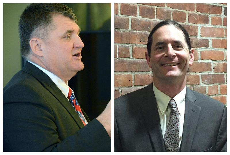Don Turner and David Zuckerman are the two major-party candidates for Vermont Lieutenant Governor.