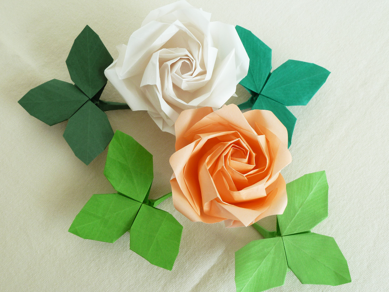 Writer Sophie Usherwood from Hanover, NH, meditates on the creation of origami flowers, relating the handiwork back to a bigger personal picture: her desire to help the world with her own nurturing touch.