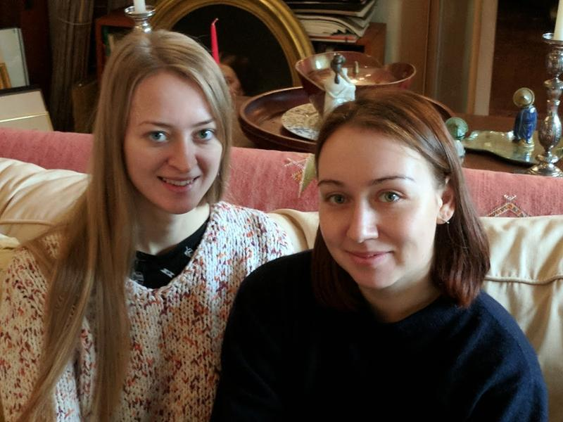 Two young Russian journalists from Yaroslava visited Vermont and Vermont media.