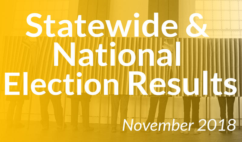 Vermont Statewide & National Election Results