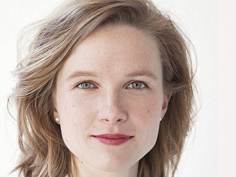 Mirga Grazinyte-Tyla conducts the L. A. Philharmonic this week.