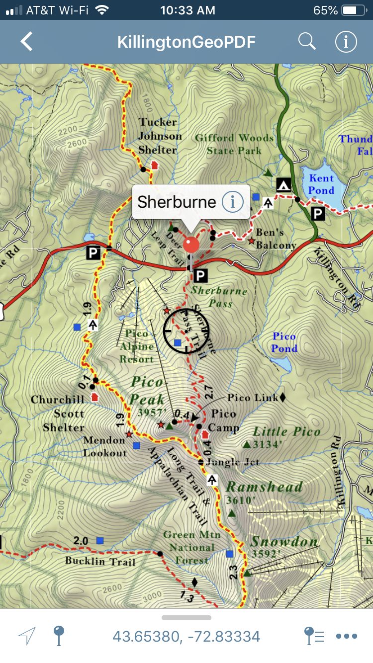 Green Mountain Club Introduces Digital Maps For Long Trail | Vermont ...