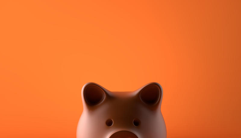 Don't be like this piggy bank and fear the coming year. We're getting a financial check-up with a financial counselor to navigate recent stock market turbulence.