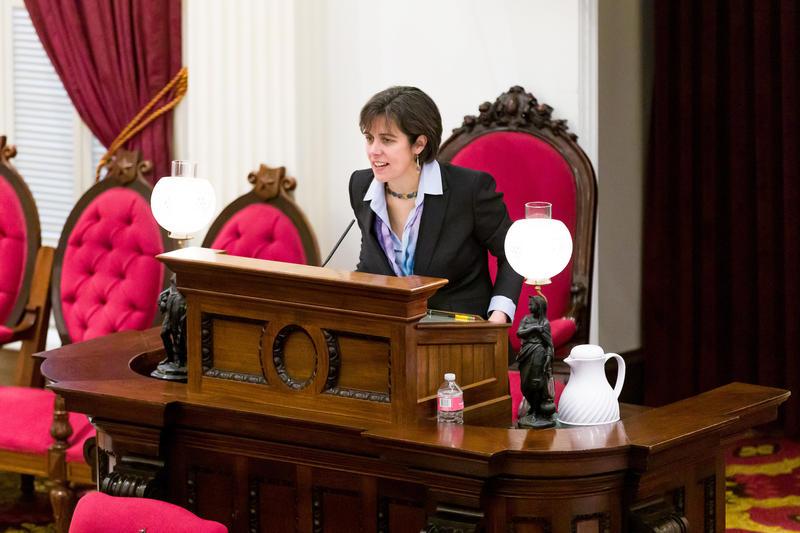 House Speaker Mitzi Johnson joins us to talk about her legislative agenda.