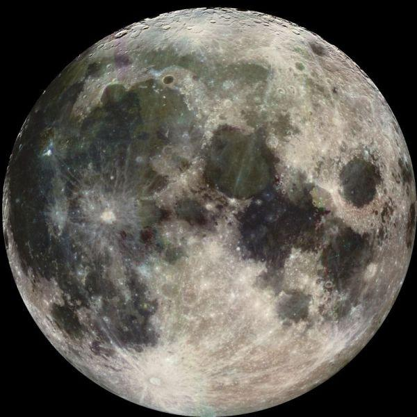 An image of the moon.