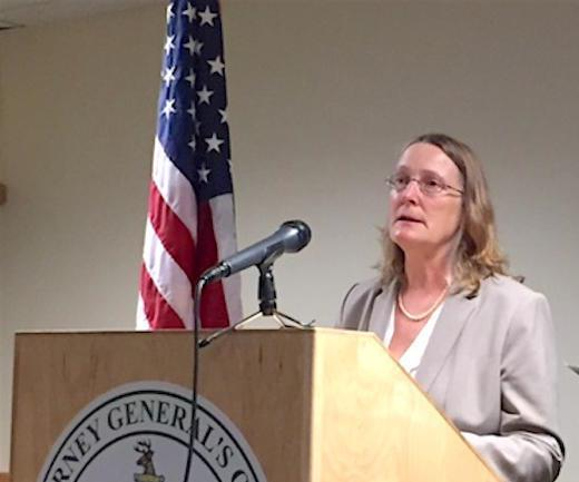 Karen Richards retired as director of the Vermont Human Rights Commission at the end of 2018.