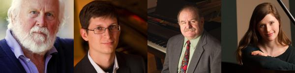VPR Classical Hosts Peter Fox Smith, Joe Goetz, Walter Parker, and Kari Anderson