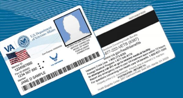VA Health Card
