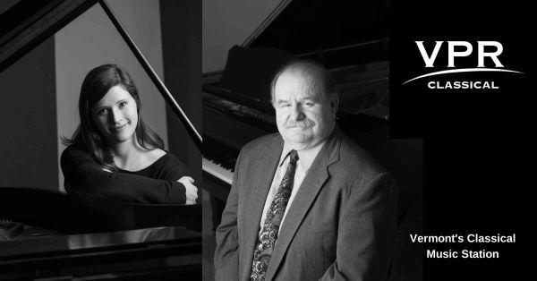 VPR Classical Hosts Kari Anderson and Walter Parker share locally-hosted music Monday - Saturday.