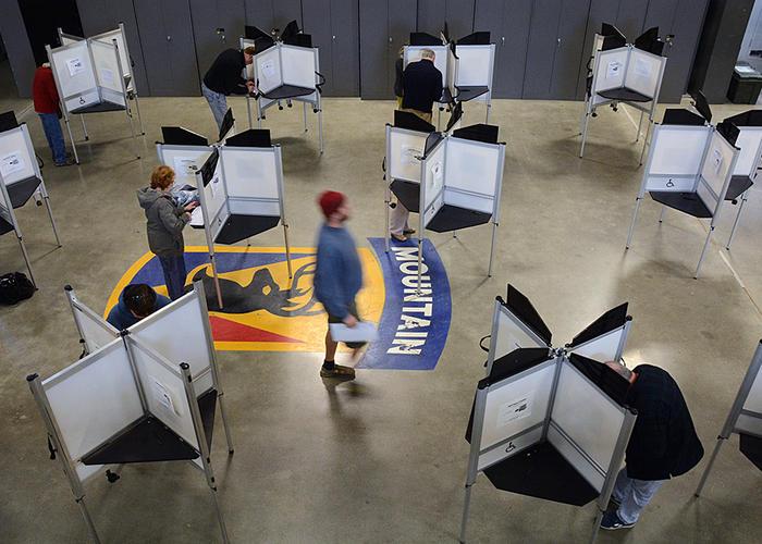 Vermont voter registration