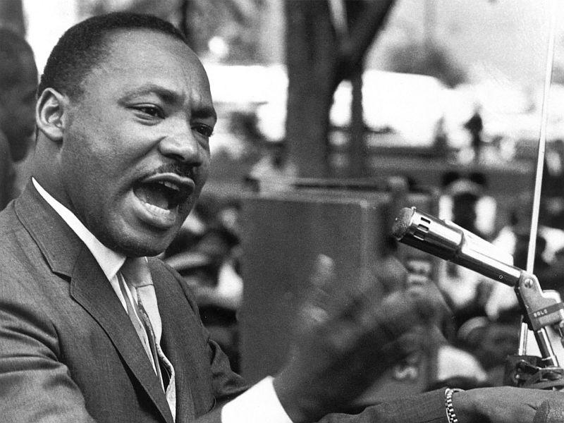 Martin luther king jr i have a dream speech date in Brisbane
