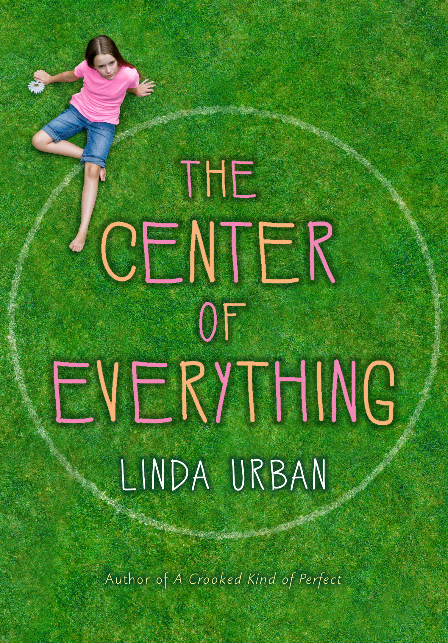 The Center of Everything book cover