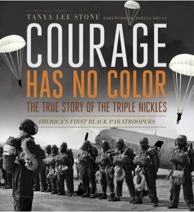 Courage Has No Color book cover