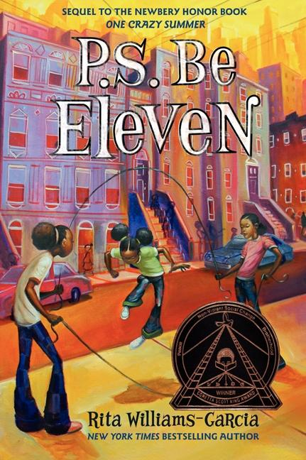P.S. Be Eleven book cover