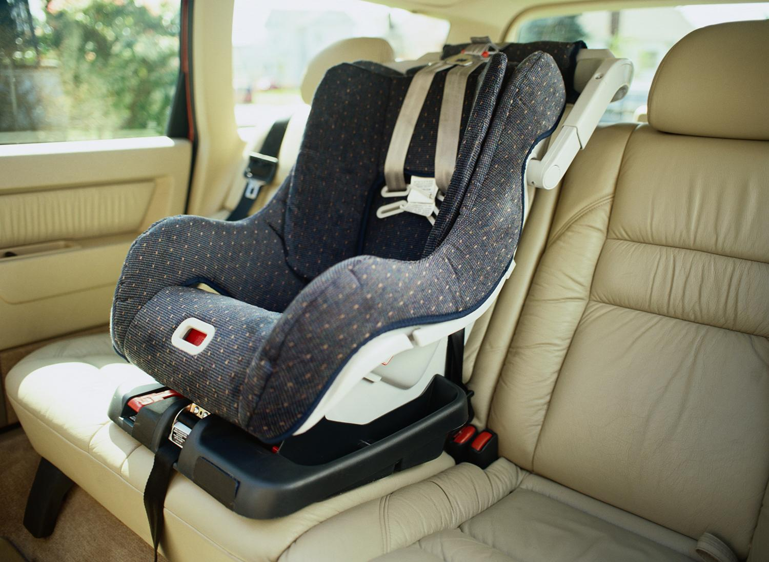 Recalls Of Two Different Brands Car Seats Have Parents Concerned